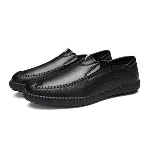 Zapatos Feidaeu Hombre Feidaeu negro Zapatos ax4YqY0gw