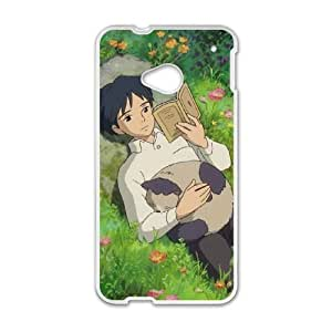 HTC One M7 Phone Case Cover White Secret World of Arrietty 06 EUA15993887 DIY Durable Case