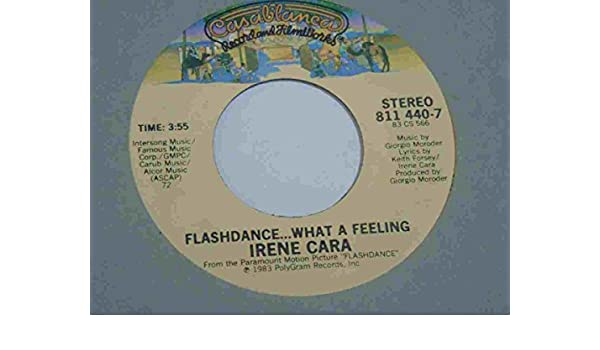 IRENE CARA / HELEN ST. JOHN - FLASHDANCE...WHAT A FEELING / LOVE THEME FROM