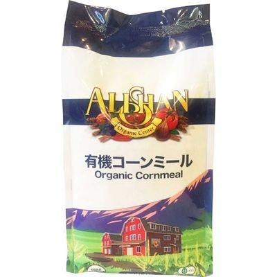 Alishan organic corn meal 680g by Mamapan