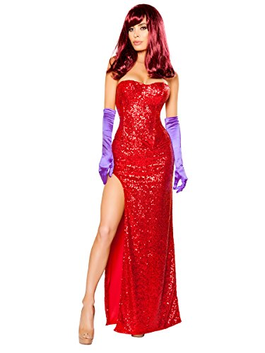 Rabbits Lover Adult Costume - Medium -