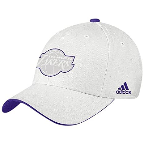 Lakers Cappellino con tinta in smallmedium su bianco aderente tono logo unita Adidas Los Angeles tono WcStEt