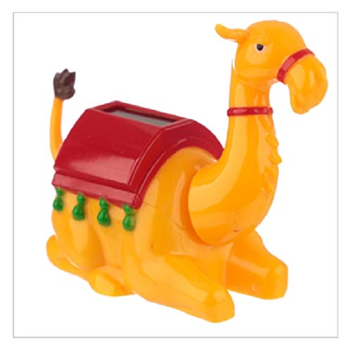 Solar Pals - Puckator Solar Pal Camel - Fun Novelty Dancing Toy - Car Desktop Office Window Sill Toy