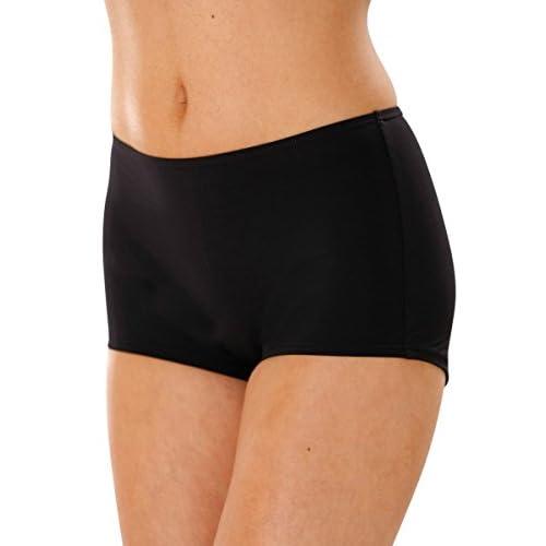 Neu Best Basic Bikini Boxershorts Schwarz nBFUvLWR