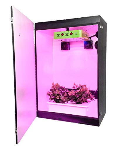 Grandma's Secret Garden 5.0-4 Plant Hydroponics Grow Box