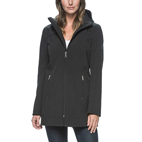 andrew-marc-ladies-long-softshell-jacket-small-black