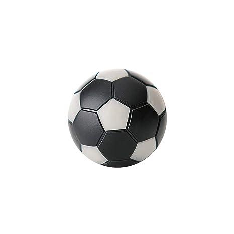 Robertson Bola futbolin Negra Gris 24gr 35mm 1 unid: Amazon.es ...