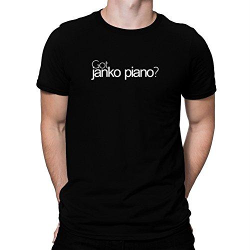 同情的税金ドラッグGot Janko Piano? Tシャツ