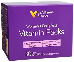 vitamina shoppe 50 plus para hombres