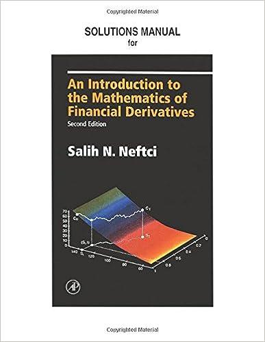 mathematics of finance zima solution manual