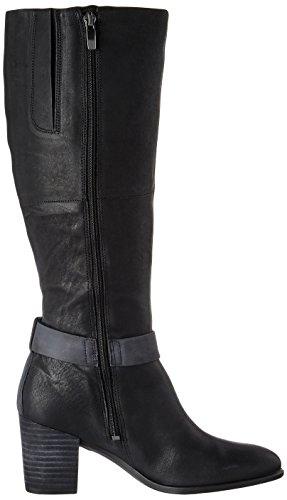 Ecco Damen Shape 55 Reitstiefel Schwarz (Black/Black)