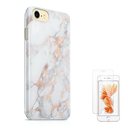Double Marble - uCOLOR Case for iPhone 8 / iPhone 7 (4.7