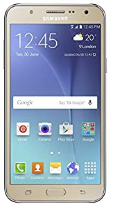 Samsung Galaxy J7 SM-J700H/DS GSM Factory Unlocked Smartphone-Android 5.1, 5.5-Inch - Gold