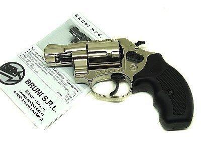 Revolver a Hallo Fertigkultur 2Zoll nikelato glänzend New