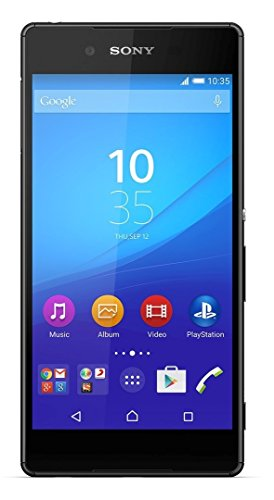 Black Joke Engine - Sony Xperia Z3 Plus E6533 32GB Black Dual Sim Unlocked International GSM model - No Warranty