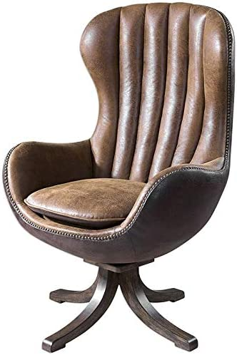 Uttermost Garrett Mid-Century Swivel Chair