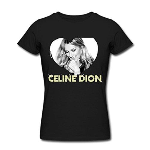 bab-celine-dion-love-heart-womens-black-t-shirts-m