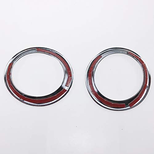 Basage Car Styling Abs Chrome Front Fog Light Lamp Cover Trim for Mercedes Vito W447 2014-2018