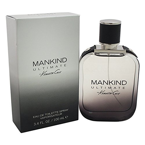 Kenneth Cole – Mankind Ultimate Eau De Toilette Spray for Men, 3.4 Fluid Ounce by