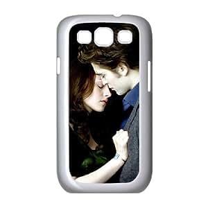 Samsung Galaxy S3 9300 Cell Phone Case White Twilight IRY Custom Phone Case Clear