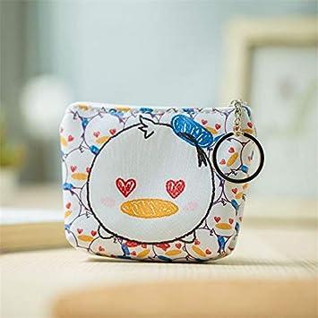 Amazon.com: Sonita3008 - Monedero de piel con diseño de ...