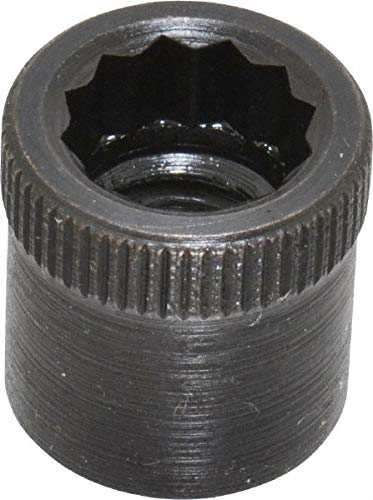 5/16-18'' Thread Uncoated Steel Allen Nut pack of 100