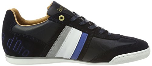 Homme D'oro Uomo Bleu Pantofola Blues Baskets Imola dress Low Xx4Ogqd