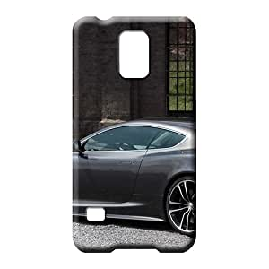 samsung galaxy s5 Impact High-definition Hot Style phone carrying covers Aston martin Luxury car logo super