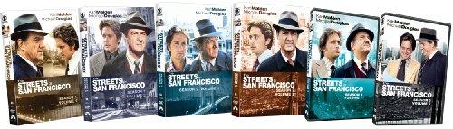 Streets of San Francisco: Seasons -