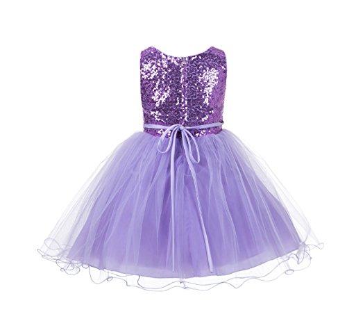Glitter Kids Dress - 9