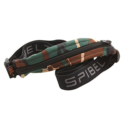 SPIbelt Sports/Running Belt: Original - No-Bounce Running Belt for Runners, Athletes and Adventurers - Fits iPhone 6 and Other Large Phones, Camo