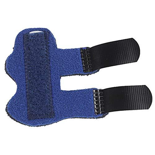 ABASSKY Adjustable Trigger Finger Splint Support Trigger Mallet Retaining Clip -