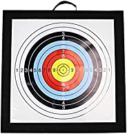 Galapare 1pcs Archery Target EVA Foam Target Board Bow Practice Archery Equipment 50x50x6cm