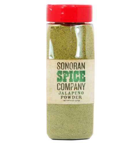 Sonoran Spice Jalapeno Powder, 8 Ounce (Chile Jalapeno)