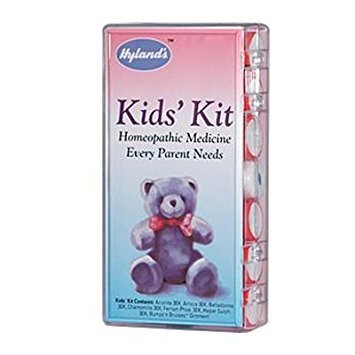 Hyland'S Kid'S Kit - 1 Kit (Kids Kit Homeopathic Medicine)
