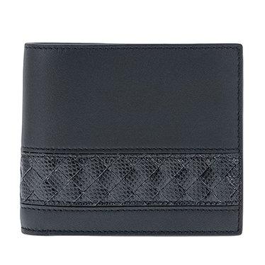 (ボッテガヴェネタ) BOTTEGA VENETA 二つ折財布 #193642 V1EEI 4014 並行輸入品 B07BQM9M74