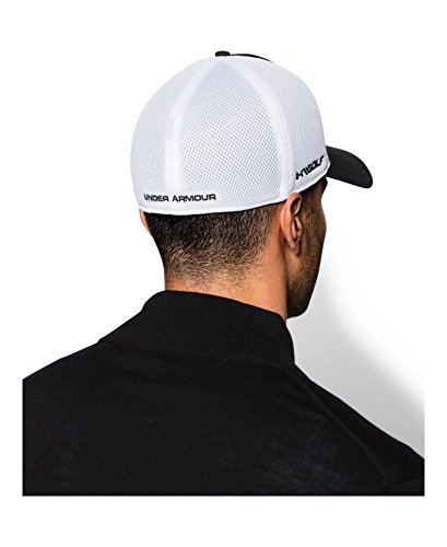 Under Armour Men s Golf Mesh Stretch 2.0 Cap 1d0f2d985b1
