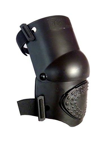 TSE Safety TSE-GRIDIRON True Flex Gridiron Knee Pad, One Size, Black