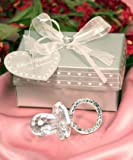 Choice Crystal Pacifier Wedding Baby Shower Favor