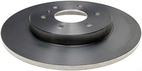 ACDelco 18A2376A Advantage Non-Coated Rear Disc Brake Rotor