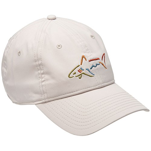 Greg Norman Performance Hat Tan One Size Fits Most