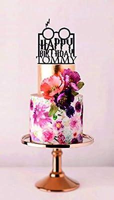 Decoración para tarta de Harry Potter para cumpleaños ...