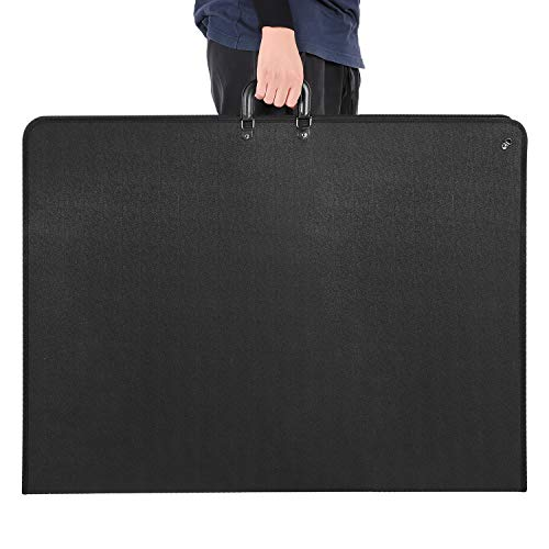 1st Place Products Professional Art Portfolio Case – 24 x 36 Inches – Light Weight & Durable – Shoulder Strap & Handle…
