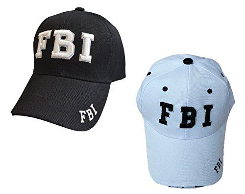 a99755f719c FBI Embroidered Baseball Caps