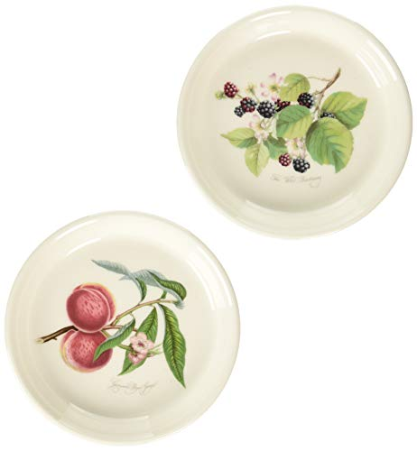 Portmeirion Coasters - Portmeirion Pomona Coasters Sweet Dishes Set of 2