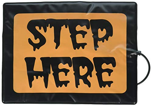 Universal Animatronics Prop Foot Step Pad Activator For Adapter Party Effects ()