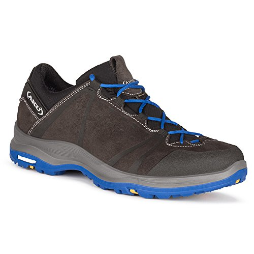 AKU NEF GTX Gore-Tex Chaussures Homme taille EU 42 UK 8 US 8.5, Brown/Blue