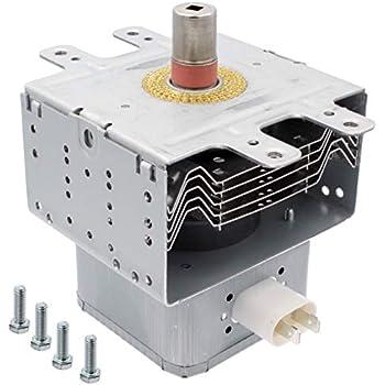 Amazon.com: Magnetron OM75P(31) - Repuesto para horno de ...