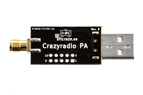 16 Mechanical Boost - SeeedStudio - Crazyradio PA - Long Range 2.4Ghz USB Radio Dongle With Antenna - DIY Maker Open Source BOOOLE