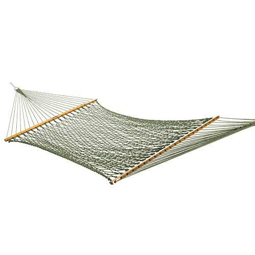 - Pawley's Island 13DCMDW DuraCord Rope Hammock, Meadow, Large